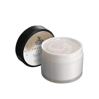 Tělový peeling s mořskou solí Swedish Spa Oriflame 34022