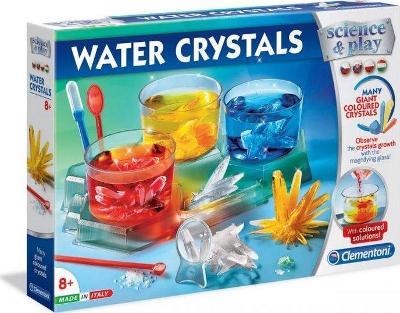 CLEMENTONI Science&Play Laboratoř vodních krystalů