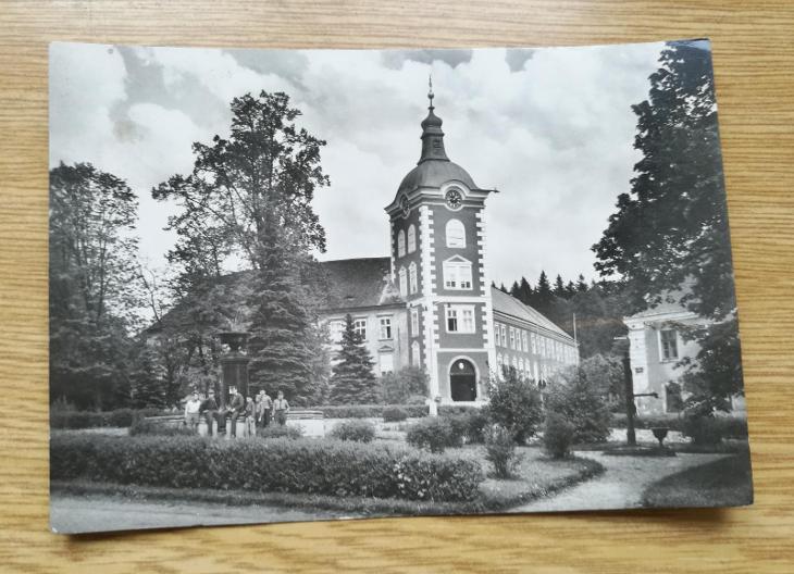 Pohled  Kamenice nad Lípou - Pohlednice