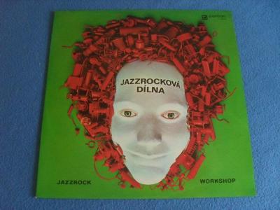 LP Jazz Q, Impuls - Jazzrocková Dílna