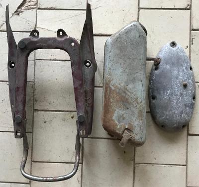 Díly Jawa moped