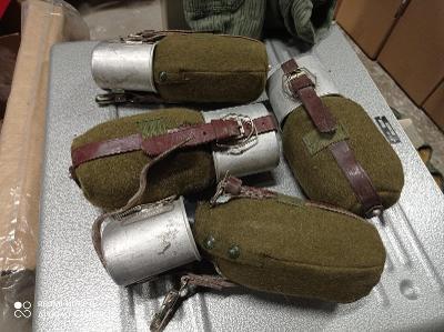 Polní láhev RUMUNSKO - rumunská armáda - kompletní