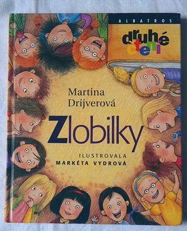 Zlobilky - Knihy