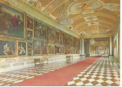 Potsdam - Sanssouci, Bildergalerie (Německo) 1-1883+
