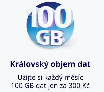 NOVÁ - SIM O2 Datamanie 100GB (300Kč/Měs.) [Exp:31.12.2022]