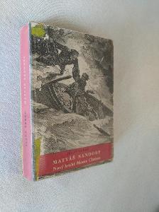 KOD 3 - J.Verne , Matyáš Sándorf- Nový hrabě Monte Christo ,brož.1954