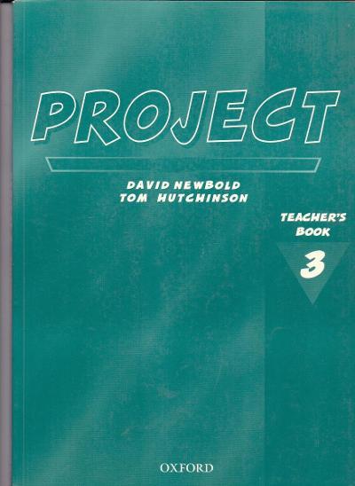 PROJECT - výuka angličtiny # teacher´s  book 3 - Učebnice