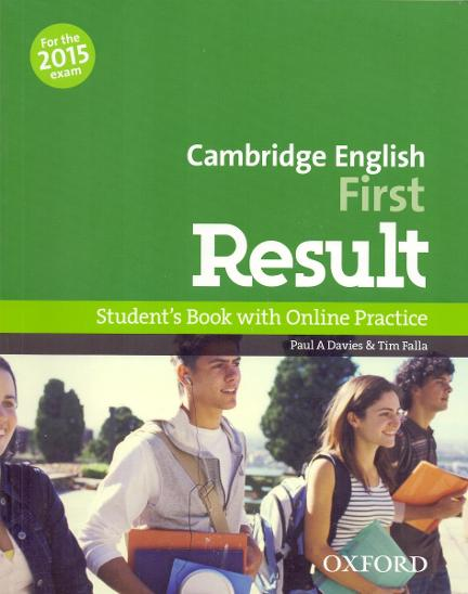 CAMBRIDGE ENGLISH - výuka angličtiny # student´s book  - Učebnice