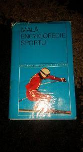 Kniha Malá encyklopedie sportu