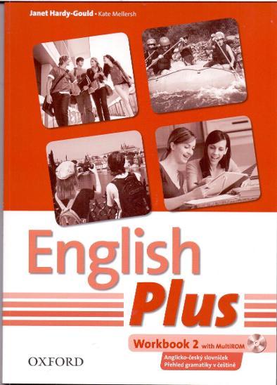 ENGLISH PLUS - výuka angličtiny # student´s book 2 - Učebnice