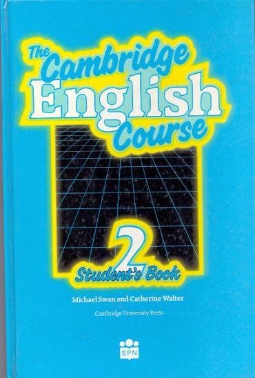 CAMBRIDGE ENGLISH COURSE - výuka angličtiny # student´s book 2 - Učebnice