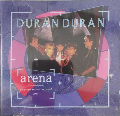 CD Duran Duran - Arena