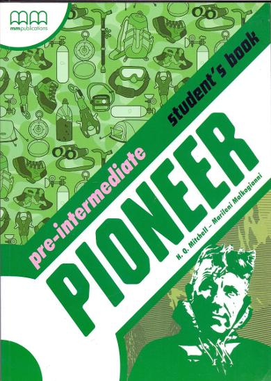 pre-intermediate PIONEER - VÝUKA ANGLIČTINY # student´s  book - Učebnice
