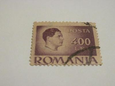Prodávám známky  Rumunsko 1946, Král Michael I.