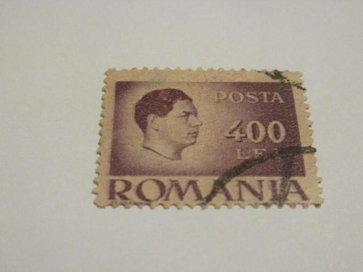 Prodávám známky  Rumunsko 1946, Král Michael I. - Filatelie