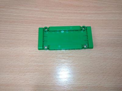 Lego díl 64782 - technic panel zelený