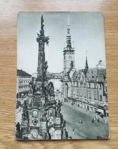 Pohled  Olomouc