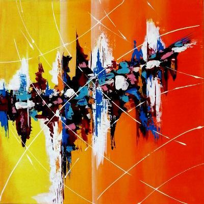 Abstraktní obraz