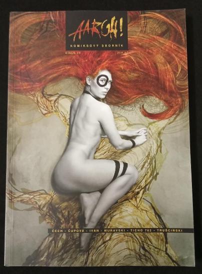 AARGH #20 limitovaná edice - Komiksy