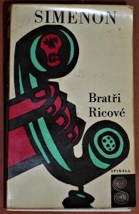 Bratři Ricové - G. Simenon
