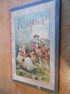Šmíd Krištof - Kraslice - Kober 1895 - barvotisky