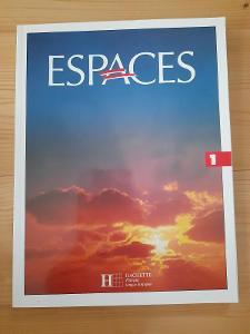 Espaces 1 Méthode de francais Guy Capelle Noelle Gidon