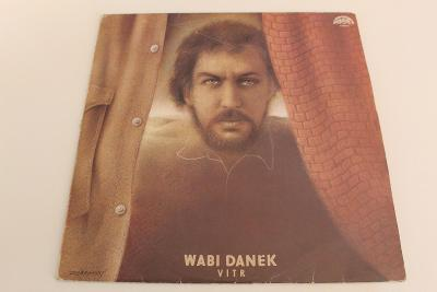 Wabi Daněk - Vítr - Top Stav - ČSSR Supraphon - 1986 - LP