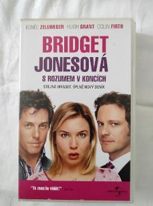 VHS Bridget Jonesová S rozumem v koncích