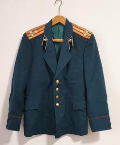 Uniforma. Armáda. Kabát. Důstojník.  SSSR. Rusko. aa2