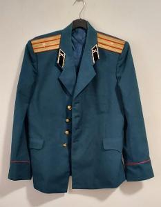 Uniforma. Armáda. Kabát. Důstojník.  SSSR. Rusko. aa3