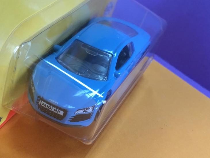 2006 Audi R8  - Matchbox Germany 2021 7/12 (MB2-x) - Modelářství