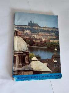 Kalendář Lidové demokracie 1973 od 1,-