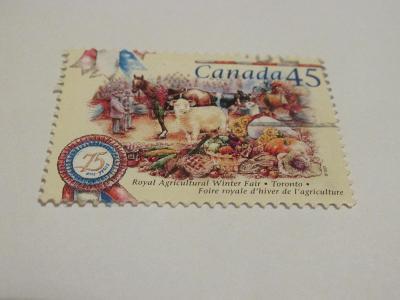 Prodávám známky Kanada 1997, Královský zemědělský zimní veletrh