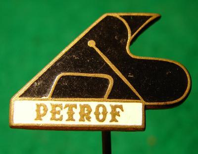 odznak/ PETROF-hudební nástroje /8