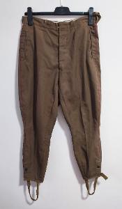 Uniforma. Armáda. Kalhoty. Důstojník.  SSSR. Rusko. originál. aa20