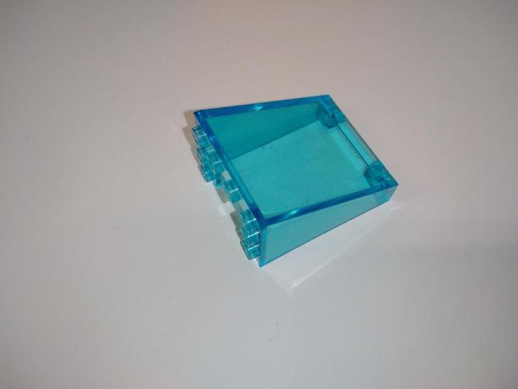 Lego díl 35306 - kokpit sklo - Hračky