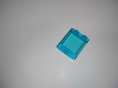 Lego díl 35378 - sklo okénko