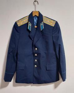 Uniforma. Armáda. Kabát. Důstojník.  SSSR. Rusko. nové aa26