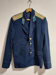 Uniforma. Armáda. Kabát. Důstojník.  SSSR. Rusko. aa29