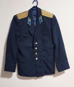 Uniforma. Armáda. Kabát. Důstojník.  SSSR. Rusko. aa28
