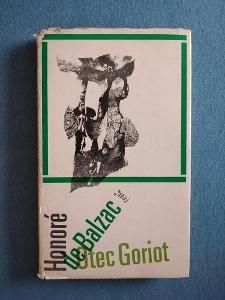 Honoré de Balzac - Otec Goriot