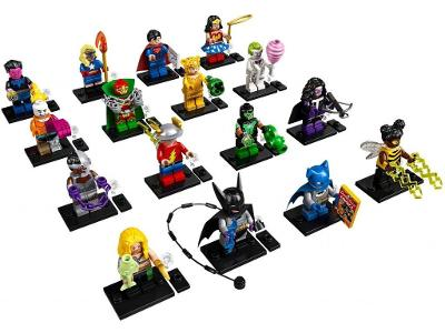 LEGO minifigurky 71026