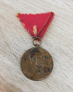 FRANTIŠEK JOSEF I. - FJI - medaile - vyznamenání - Rakousko - Uhersko