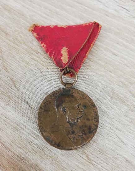 FRANTIŠEK JOSEF I. - FJI - medaile - vyznamenání - Rakousko - Uhersko - Faleristika