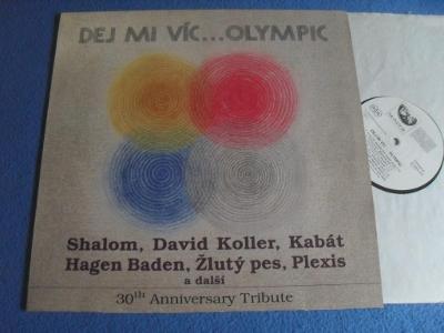 LP Olympic - Dej mi víc ( Kabát, Plexis, Koller, Shallom )