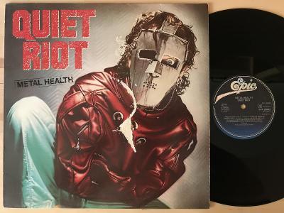 QUIET RIOT Metal health HOL 1PRESS 1983 VG+