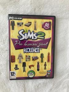 The Sims 2 kolekce luxusní život
