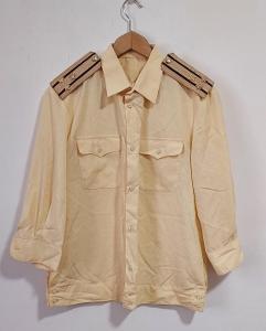 Uniforma. Košile Armáda. Důstojník. Námořník. SSSR. Rusko originál SS4