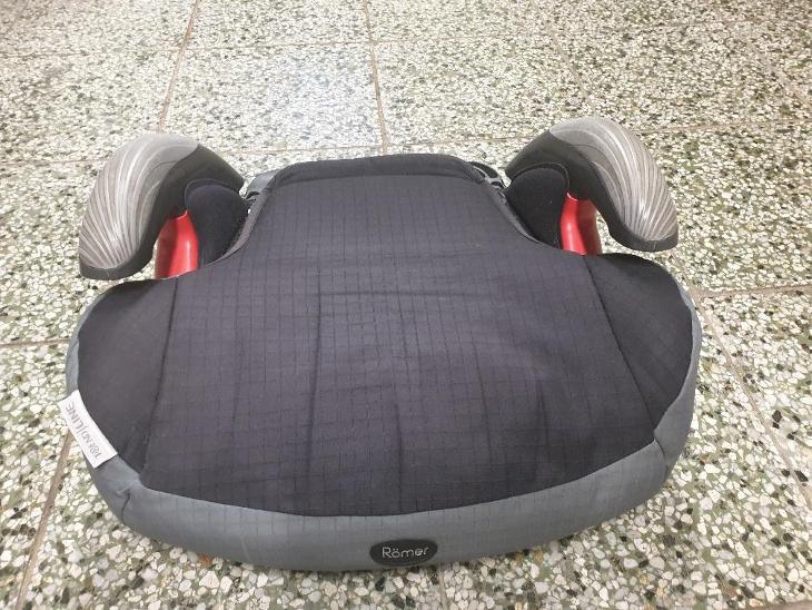 Autosedačka Römer Kid Plus 15-36kg šedo-černá - Autosedačky