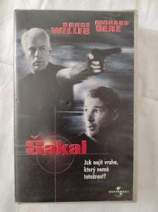 VHS Šakal